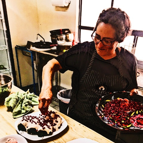 In the Kitchen with Gaby Green